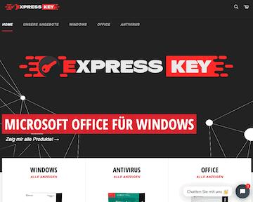 Express-key bewertung